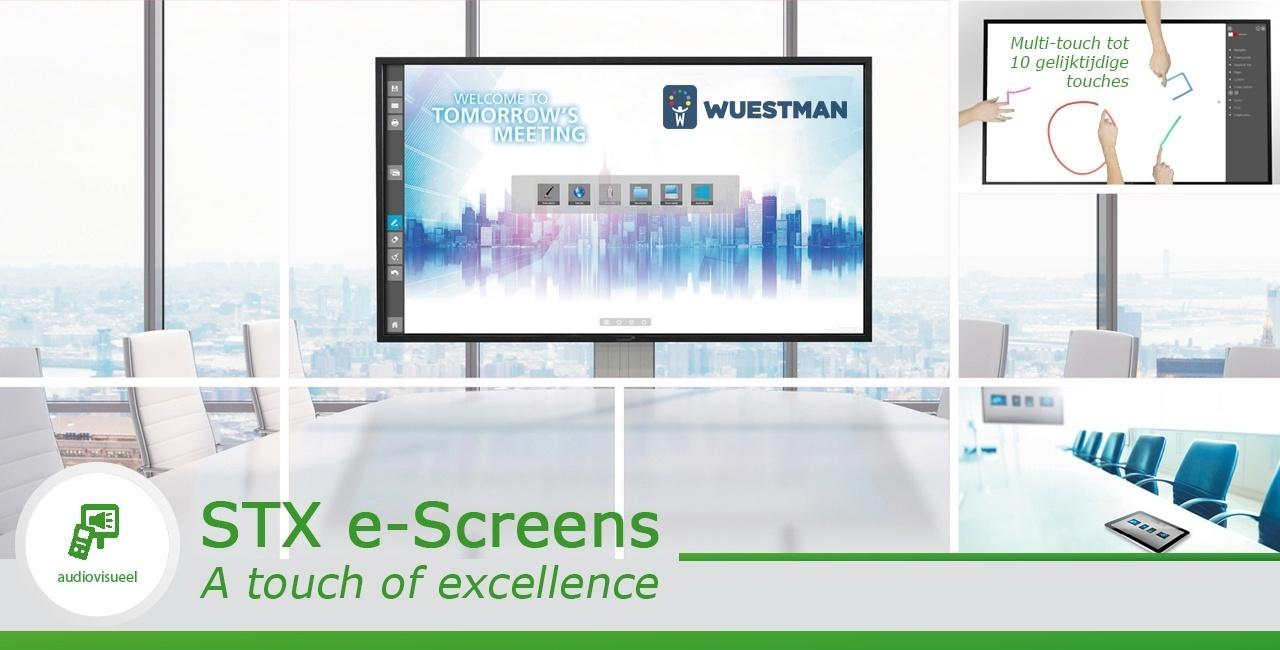 STX e-Screens Legamaster