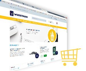 Webshop kantoorartikelen