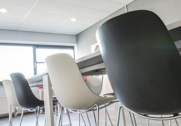 Nieuwe kantoorinrichting Matex Deuren BV