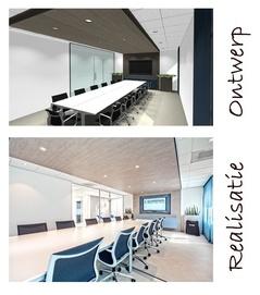 Professioneel ontwerp kantoorinrichting voor organisaties for Ontwerp kantoorinrichting