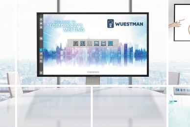 STX e-Screens Legamaster