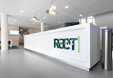 Projectinrichting Raet